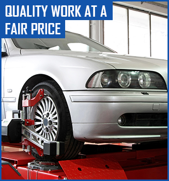 Quality Work at a Fair Price